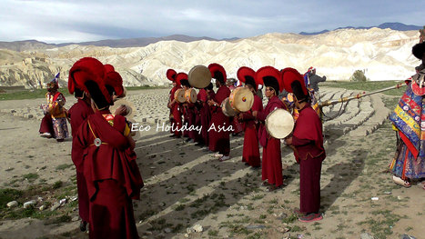 Upper Mustang with Tiji Festival 2015 - Eco Holiday Asia | Eco Tourism In Nepal | Scoop.it
