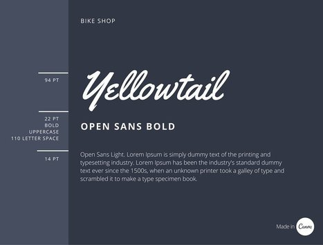 The Ultimate Guide to Font Pairing   Public Relations & Social Media Insight   Scoop.it