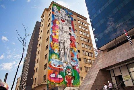 Slide-Graffiti-from-brazil-for-GE   I Love Street Art   Scoop.it