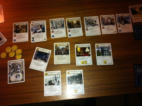 Blog figurines et Jeux de rôles » Blog Archive » Le trône de fer en carton   JdR Francophone   Scoop.it