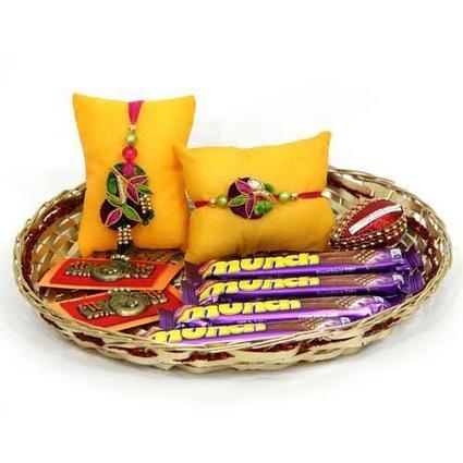 Rakhi Gifts Online - Distance Can Never Come Between the Relationships | Shop for Home | Scoop.it
