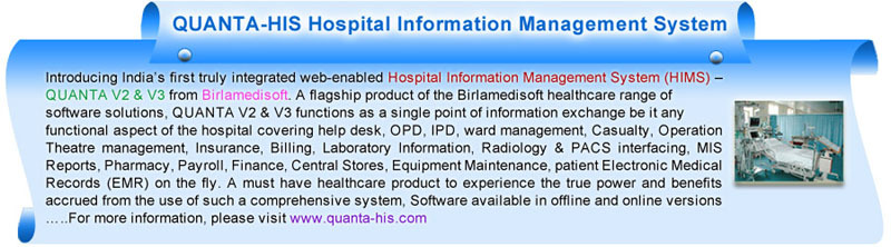 About hospital management system