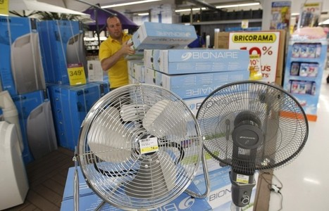 Europe to America: Your love of air-conditioning is stupid | Sustain Our Earth | Scoop.it