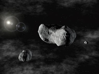 'Rogue' asteroids may be the norm | Astronomy | Scoop.it