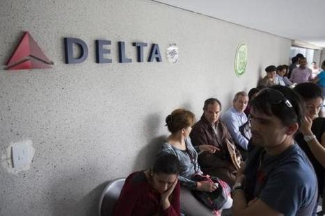 Air France KLM, Delta, Alitalia offer concessions to settle EU probe | Air France KLM Presentation | Scoop.it