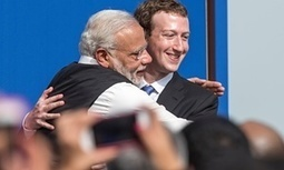Facebook fights back in row over its free internet for India's poor | Occupy Your Voice! Mulit-Media News and Net Neutrality Too | Scoop.it