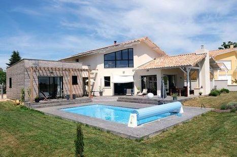 [inspiration] Maison écolo : les bonnes idées et astuces d'une maison labellisée BBC | Immobilier | Scoop.it