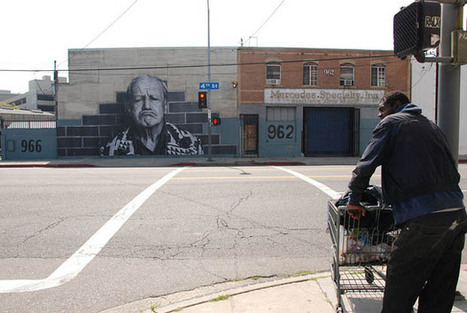 Who Owns Illegal Public Street Art Found on Private Buildings? | Street art news | Scoop.it
