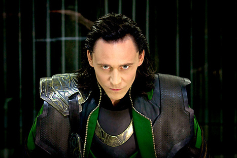 """'Thor: The Dark World': Tom Hiddleston loves your hate -- Q&A - Entertainment Weekly 