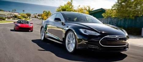 Panasonic va construire une usine géante de batteries pour Tesla | Automobile | Scoop.it