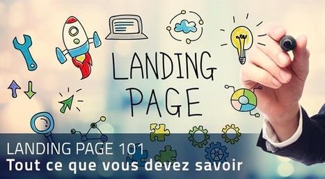 Landing page 101 : tout ce que vous devez savoir - Leadfox | SEO SEA SEM - Référencement Naturel & Payant | Scoop.it