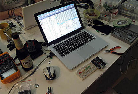Building an Breathalyzer with MQ-3 and Arduino - DanielAndrade.net | Alcohol sensor - projet | Scoop.it