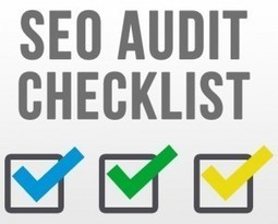 Comment Faire un Audit SEO Simple de son Site Internet | WebZine E-Commerce &  E-Marketing - Alexandre Kuhn | Scoop.it