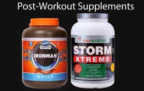 Buy gym supplements online in India | Fitness | Scoop.it