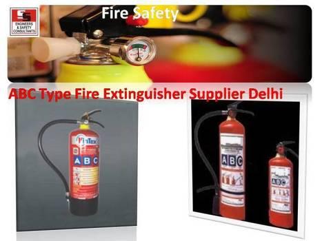 ABC Type Fire Extinguisher Supplier Delhi | ABC Type Fire Extinguisher Manufacturer Delhi | Scoop.it