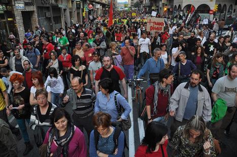 [VIDEO] el ventano: 29M, un día de calle en Zaragoza | #Vada29M | Scoop.it