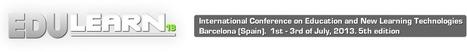EDULEARN13 | Conferencias | Scoop.it