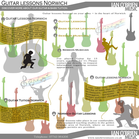 Guitar Lessons Norwich | Guitar Lessons Norwich | Scoop.it