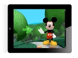 Disney Jr UK brings interactive TV to the wee ones, with Appisodes | Smart Media | Scoop.it