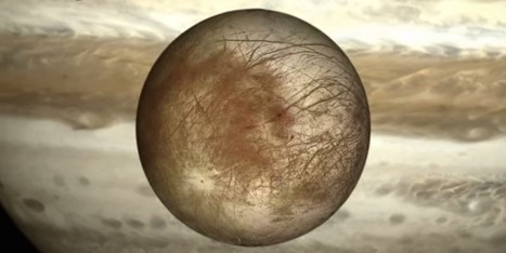 NASA Takes Aim At Europa In Quest For Life | Europa News | Scoop.it