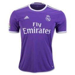 Jersey Real Madrid Away 2016-2017 Grada Ori | jersey bola original | Scoop.it