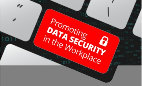 Tips on how to Promote Data Security in the Workforce | Technology in Business Today | Scoop.it