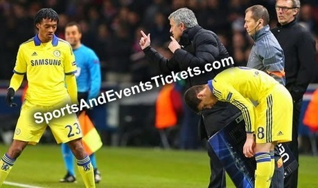 Chelsea Lucky to Secure Champions League Draw at PSG – Jose Mourinho | Champions League Updates | Scoop.it