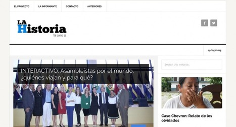 How Technology Keeps Journalists Safe in Latin America | New Journalism | Scoop.it