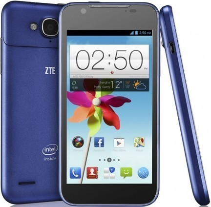 ZTE Grand X2 In Intel-powered flagship smartphone unveiled | Mobile Technology | Scoop.it