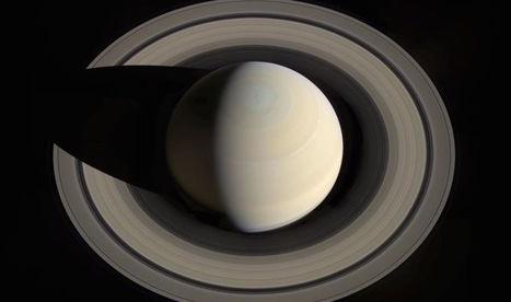An Optical Illusion Has Been Tricking Everyone About the Size of Saturn's Rings for Centuries | Drs. McIntyre, Garza, Avila, & Jurica | Scoop.it