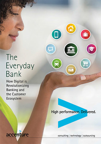 The Everyday Bank Infographic | Predictive Technology in Banking | Scoop.it