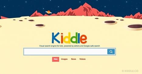 Google lança seu sistema debusca desites para crianças: éoKiddle | DE TUDO UM POUCO | Scoop.it