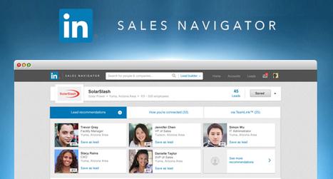 Linkedin intègre Gmail et les CRM à sa solution commerciale - cloud-guru | SaaS Guru Live | Scoop.it