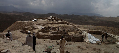 Afghan mine delays at ancient site delight archaeologists : Archaeology News from Past Horizons | Time Travels | Scoop.it