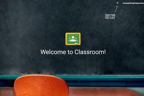 Google s'introduit dans les salles de classe | Nouvelles du monde numérique | Scoop.it