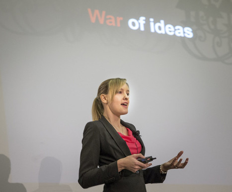War of Ideas: How to Fight and Win on the Social Media Front (Part 1) - Melissa Agnes - Crisis Management Keynote Speaker | International Public Affairs | Scoop.it