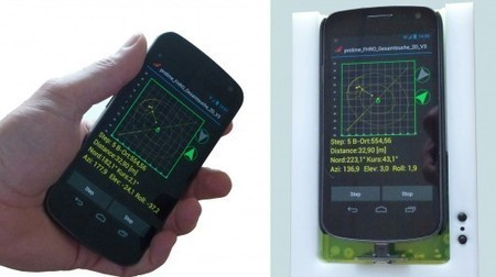 Galileo-LawinenFon turns a smartphone into an avalanche transceiver   RE.WORK Technology   Scoop.it