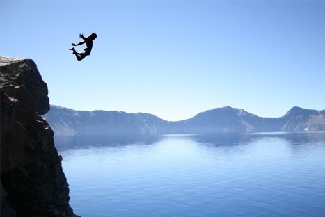 Thoughts of a headhunter: Time to take the leap | Tyzack Partners Insights | Scoop.it