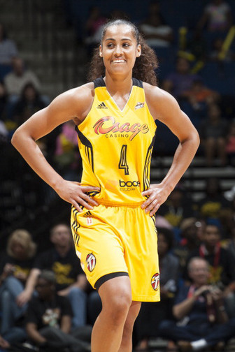 Skylar Diggins: Puedes ser la bella y la bestia | Basket-2 | Scoop.it