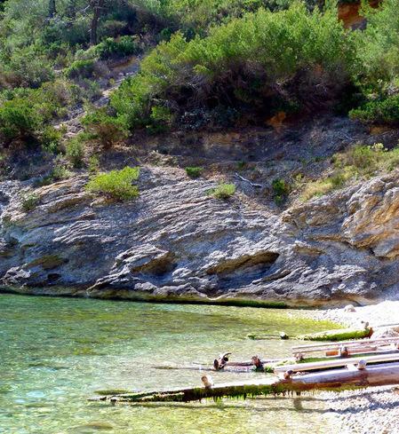EIVISSA - IBIZA: CALA LLENTRISCA   Ibiza   Scoop.it