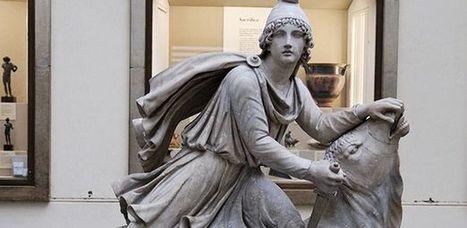 Mitra, el dios de las legiones. | LVDVS CHIRONIS 3.0 | Scoop.it