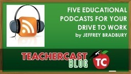 5 Great Edu Podcasts for you to check out to enhance your PLN | iGeneration - 21st Century Education | Scoop.it