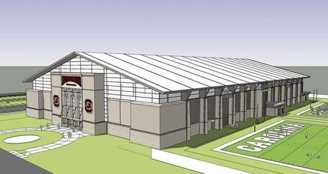 USC Indoor Football Facility is Underway | Inspection-services | Scoop.it