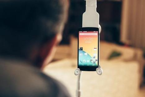 A SMARTPHONE HELPING THE DISABLED - PrototypingEngineer | Assistive Technology | Scoop.it