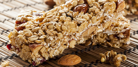 How to make a Granola bar – Merrell The Pack | Trail hydration and nutrition | Scoop.it
