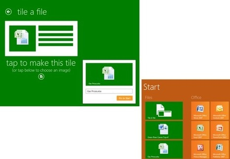 Windows 8 apps for the productive Desktop user | facebook windows 8 | Scoop.it
