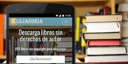 'Elejandria' libros gratuitos y en español - Detalle - educaLAB | La función vital | Scoop.it
