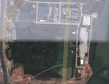 Carrier model in central China used for radar tests | GEOINT | Scoop.it