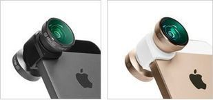 Olloclip In Limited Edition Gold And Space Gray Colorways | Macwidgets..some mac news clips | Scoop.it