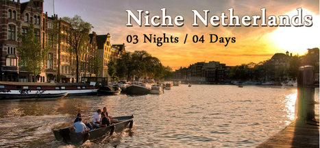 Luxury Netherlands Holidays, Holiday in Netherlands 2016. | Europe Group Tours, Holiday Packages, Travel Packages 2017 | Scoop.it